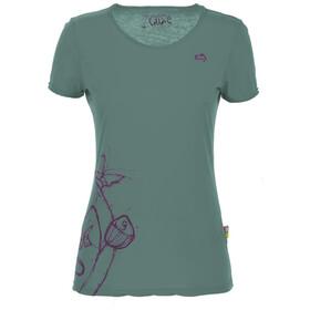 E9 Reve T-shirt Damer, grøn